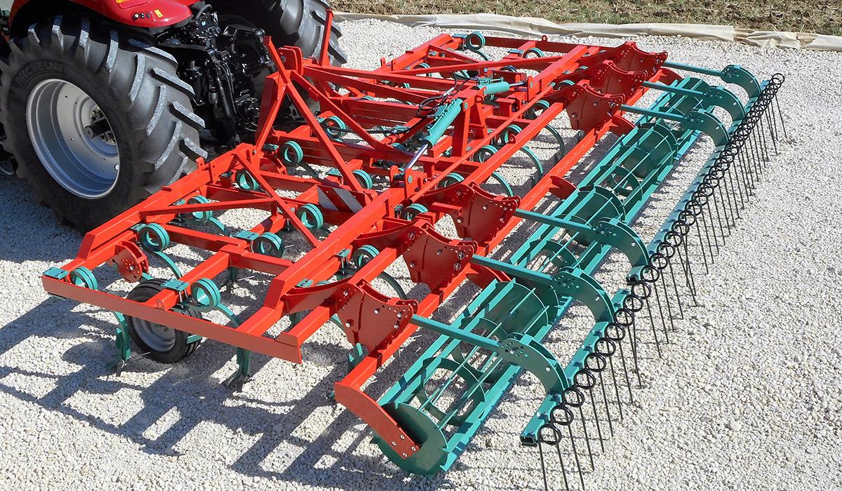 Constructeur de mat riel agricole dans le gers lot et for Constructeur haute garonne