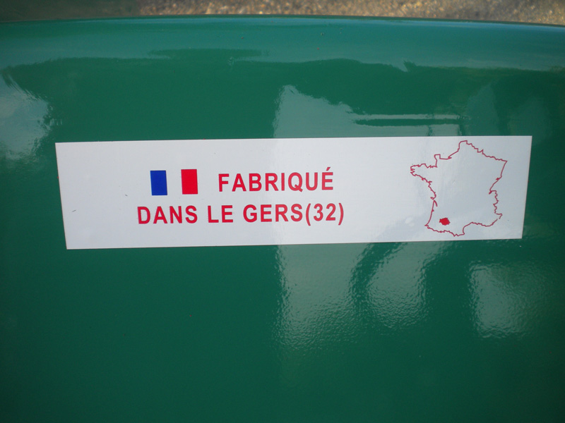 fabrication gersoise